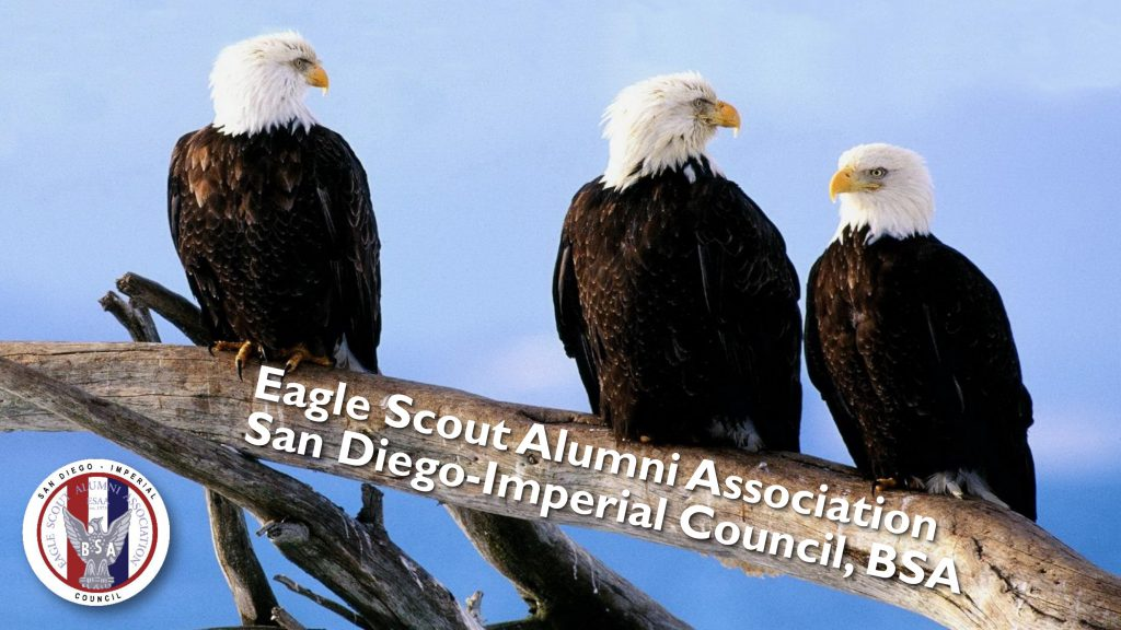 The ESAA is a volunteer organization within our Council for adult Eagle Scouts. Come learn about our mission and the programs we run to help promote the SDIC Scouting program.
